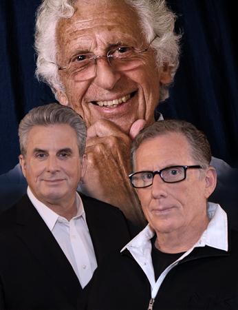 Roy, Alan & David Masters